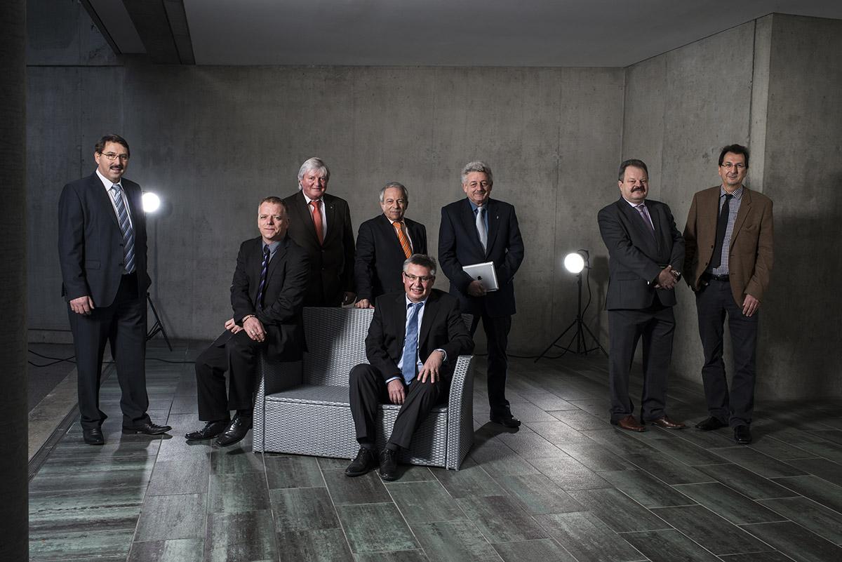 Fédération des Entrepreneurs Vaudois. © Thierry Porchet
