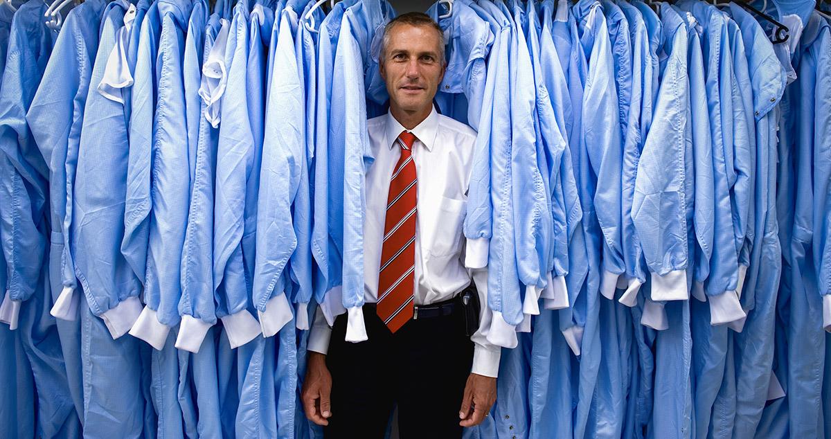 Dr  Philippe Flückiger, EPFL