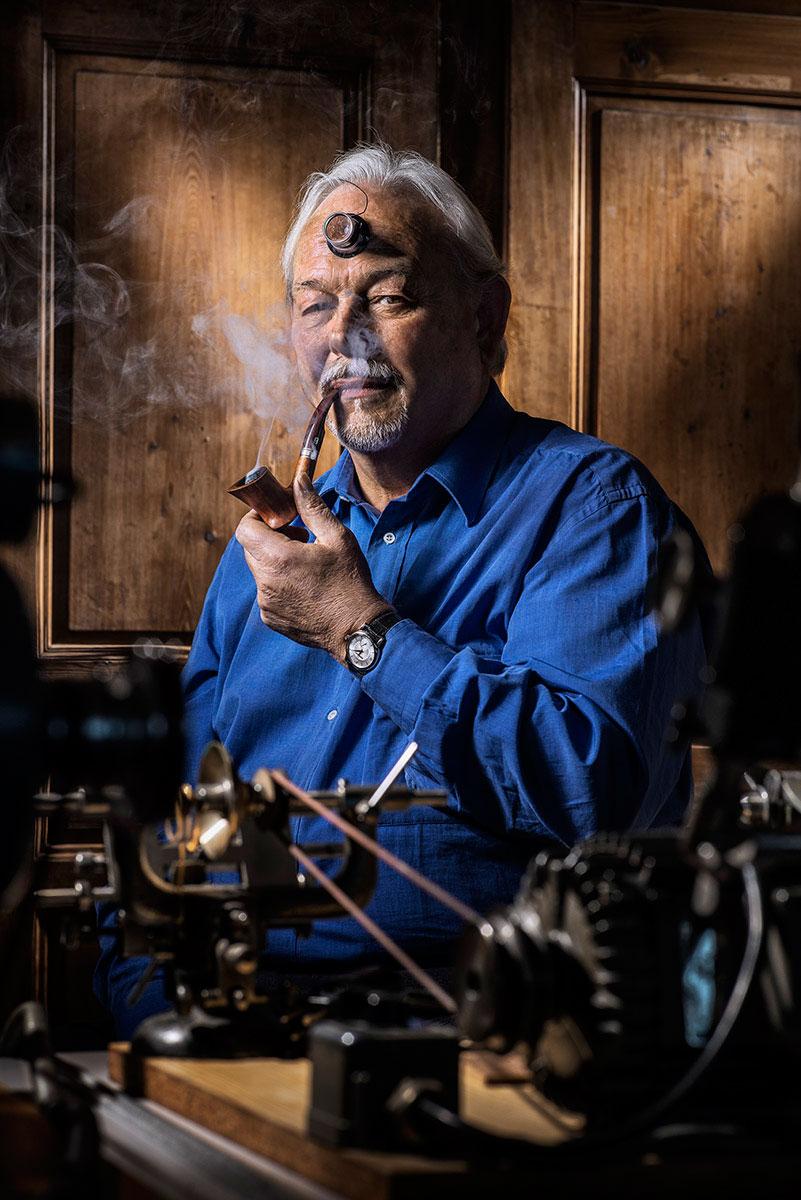 Philippe Dufour, horloger créateur