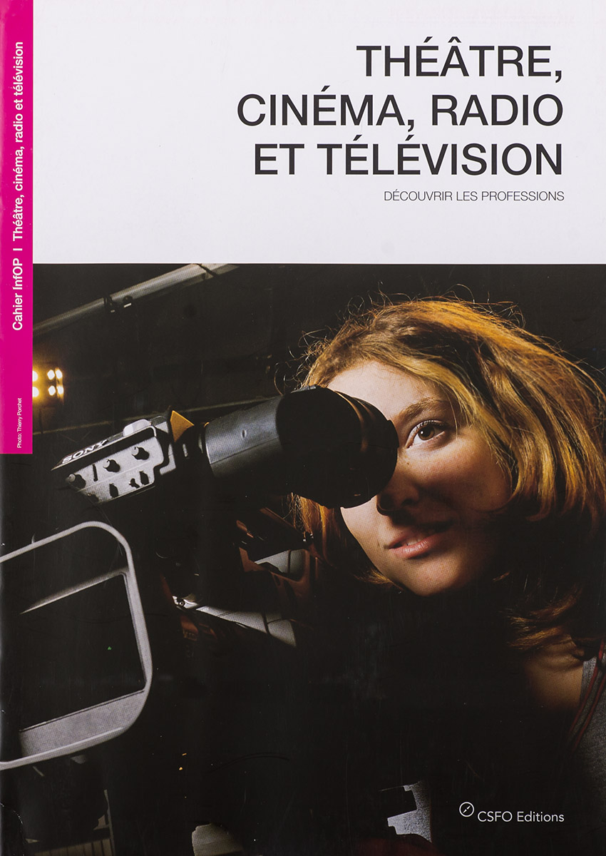 Portrait prétexte pour le CSFO. © Thierry Porchet