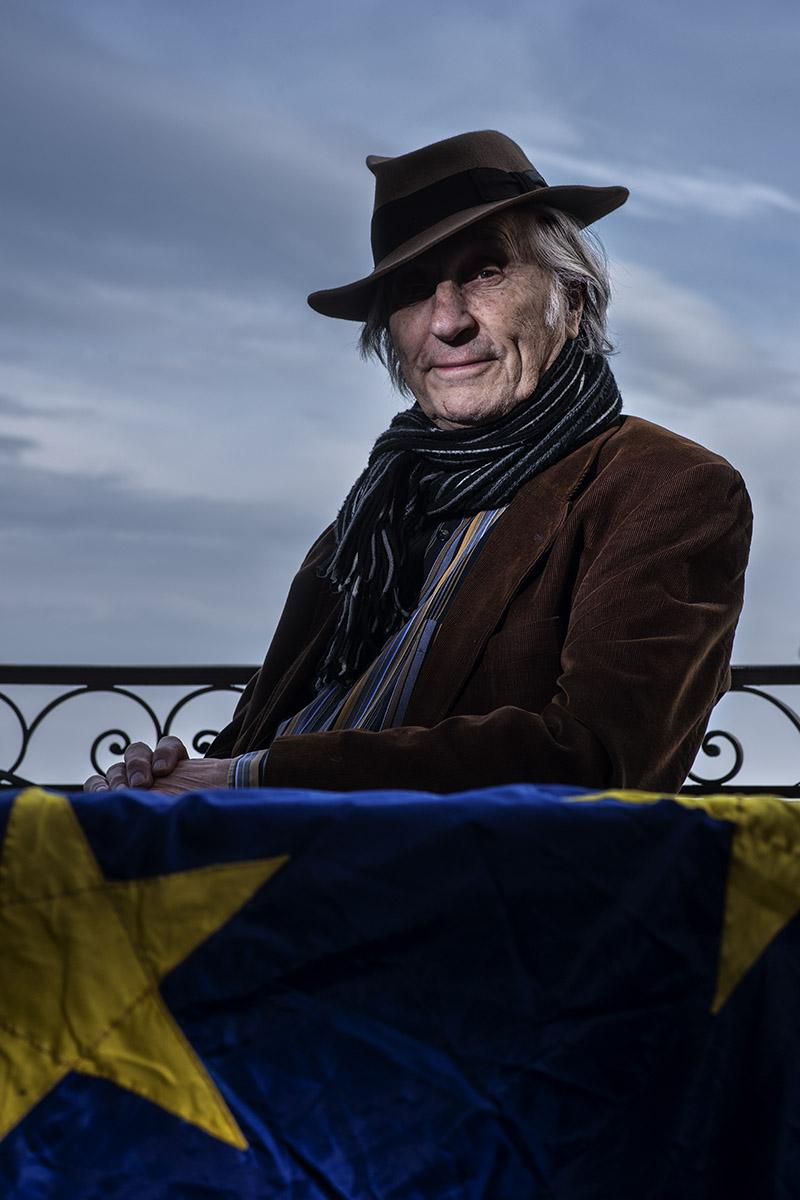 Portrait de J-A Tschoumy, homme de radio. Thierry Porchet