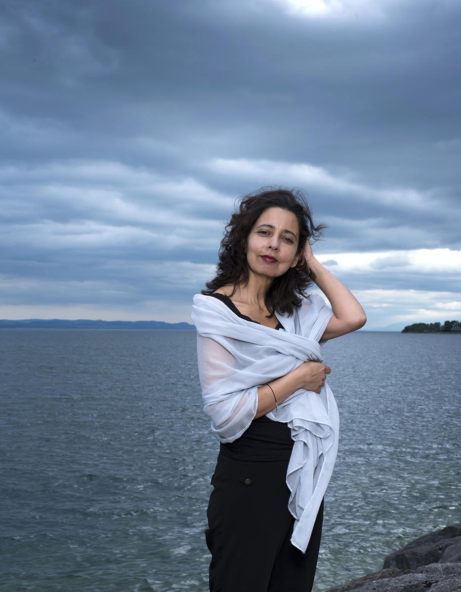 Zahra Banisadr / ©Thierry Porchet