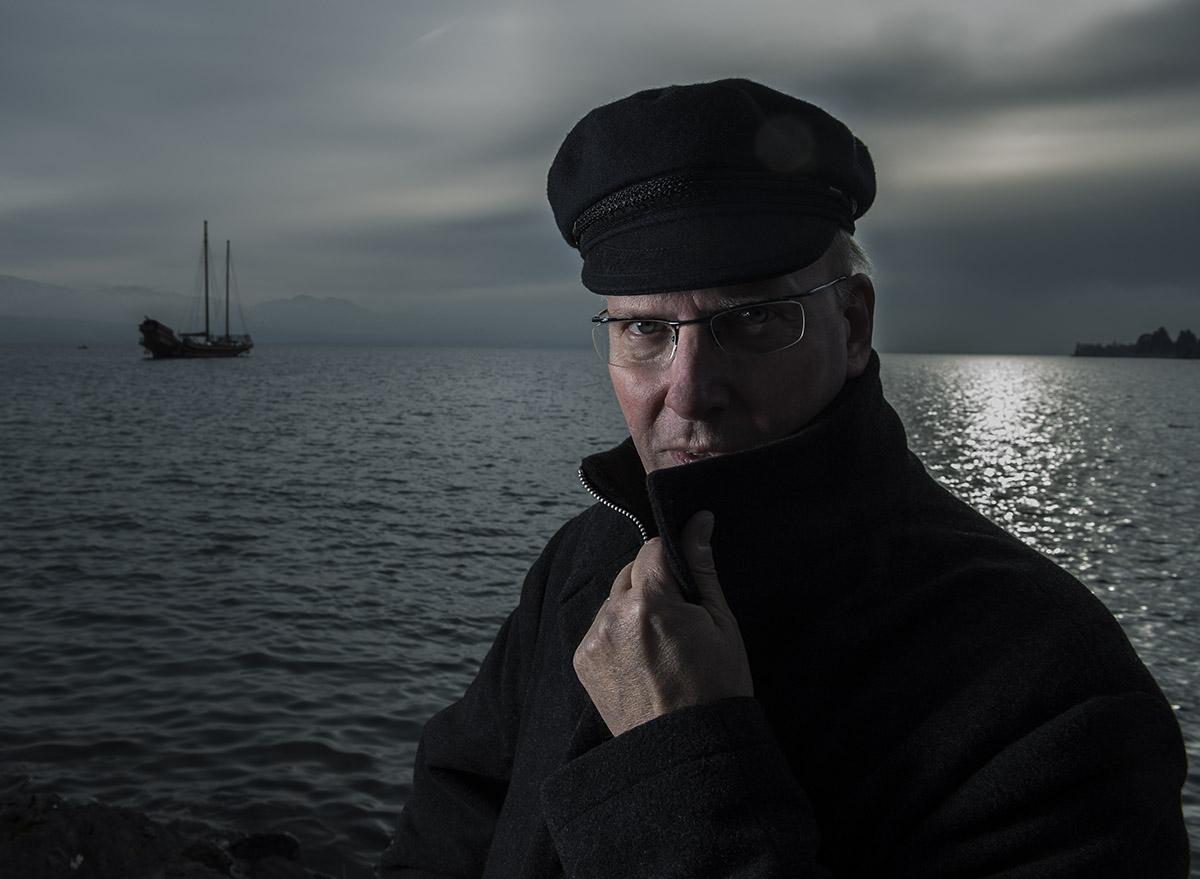 Portrait de Bernard Jeandet, responsable de La Galère ©Thierry Porchet