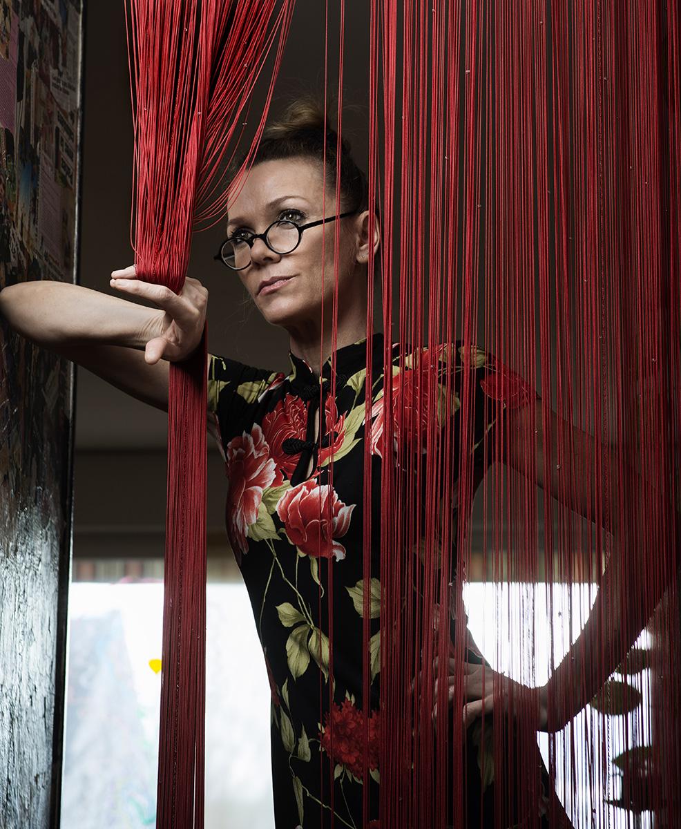 Christine Goy, esthéticienne et conseillère en image