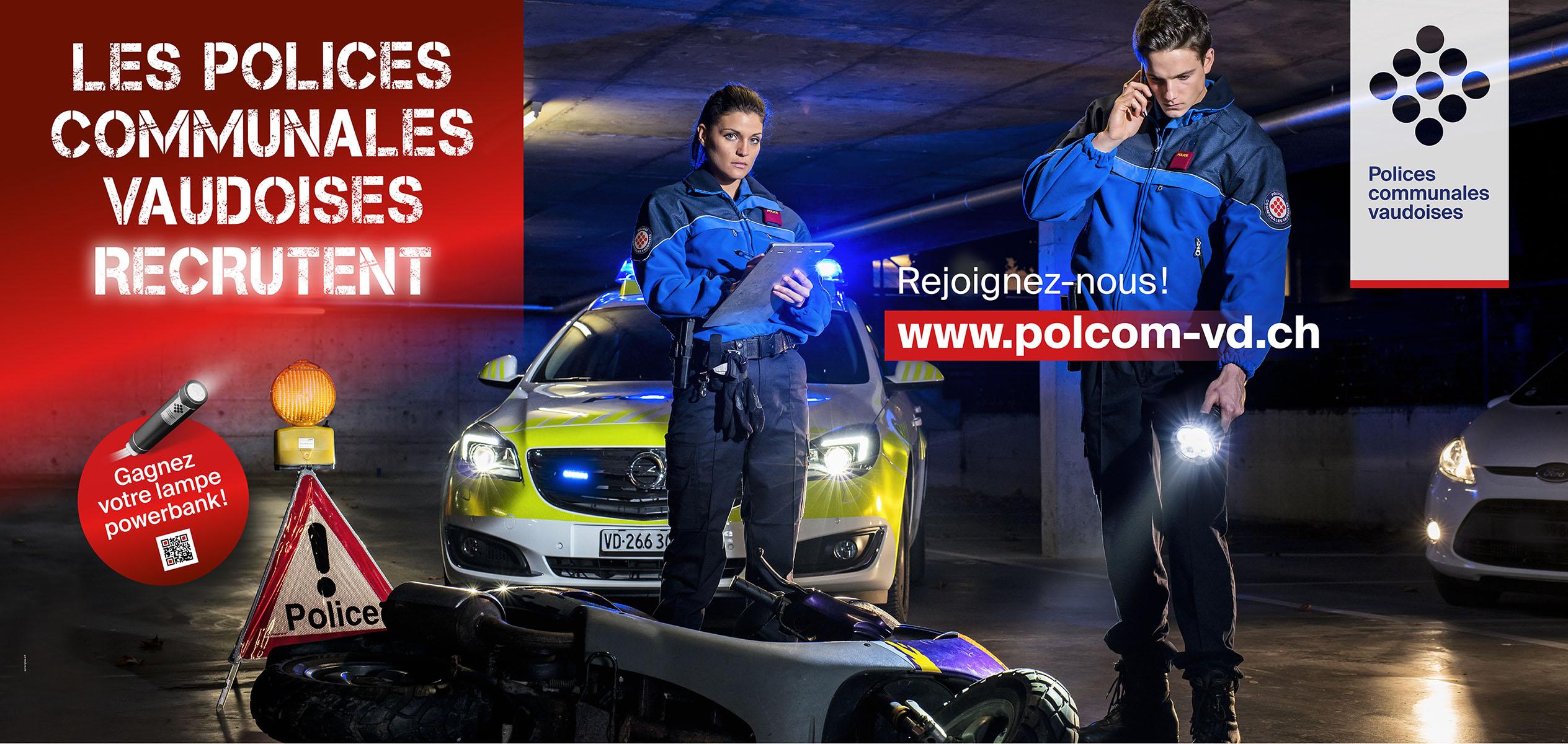 Campagne publicitaire ©Thierry Porchet