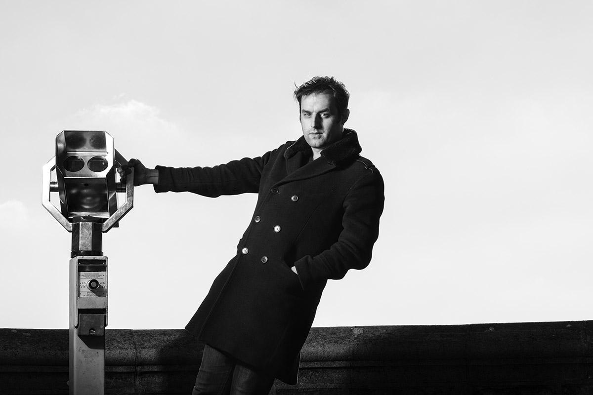 Simon Romang, comédien ©Thierry Porchet